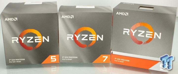 Amd Ryzen 3600xt 3800xt And 3900xt Reviews And More